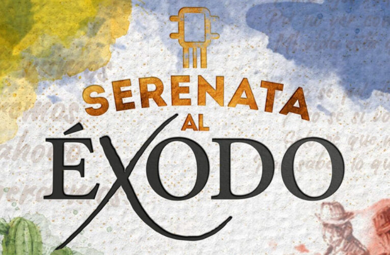 """SERENATA AL ÉXODO"" ONLINE VÍA STREAMING"
