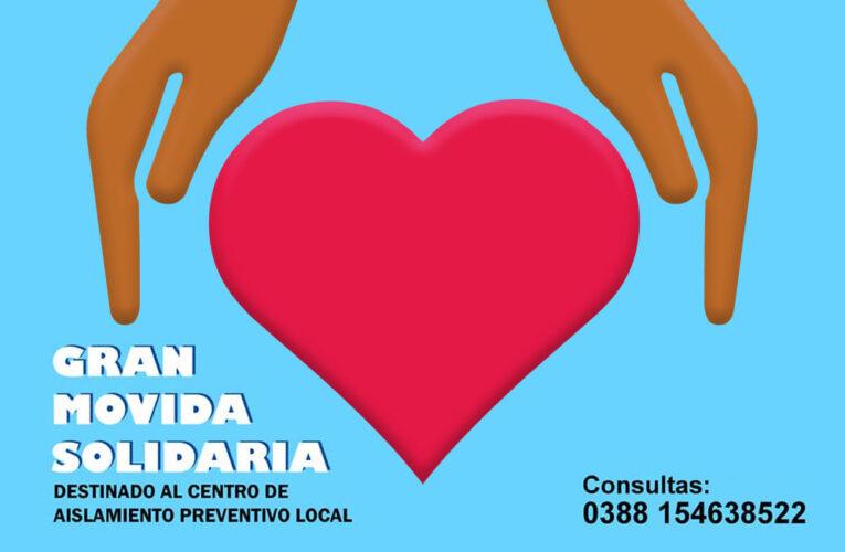 EL COEM RECIBIÓ LA PRIMER TANDA DE DONACIONES RECAUDADAS MEDIANTE UNA MOVIDA SOLIDARIA