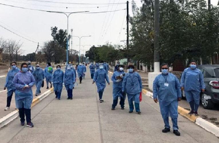 TRABAJADORES DE LA SALUD PERCIBIRÁN EL INCREMENTO OTORGADO POR LA PROVINCIA