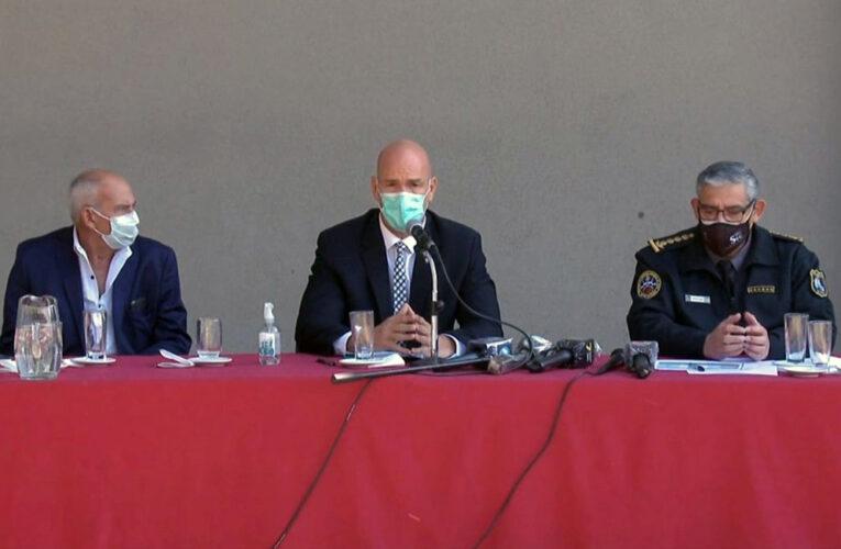 ASCENSO DE 2.051 POLICÍAS Y NUEVO EQUIPAMIENTO