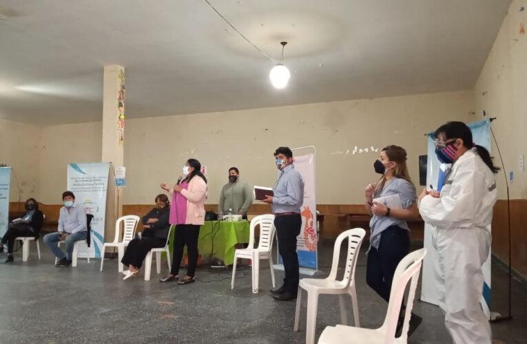 ABORDAJE TERRITORIAL CON LAS COMUNIDADES DE MAIMARÁ