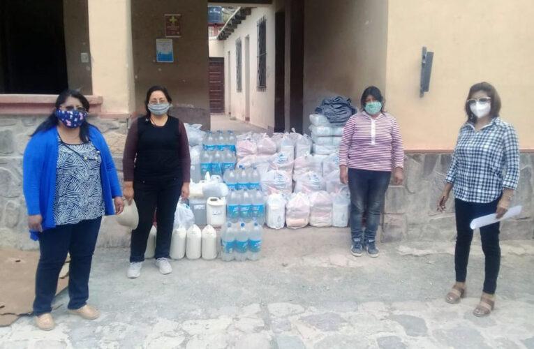 PLAN DE PERSONAS ADULTAS MAYORES EN PURMAMARCA Y TUMBAYA
